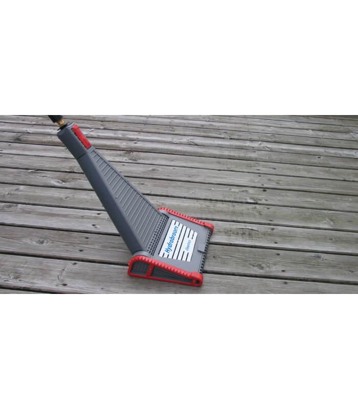 Laveuse de sol karcher hydrobroom hp concept for Karcher exterieur