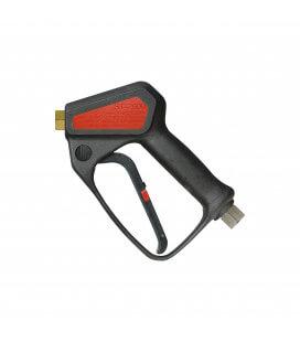 Pistolet haute pression avec assistance au serrage 3/8F Rotatif - 1/4F