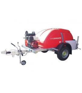 Remorque haute pression TIE 41 150 HDE