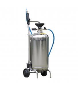 Pulverisateur inox mousse 24 litres