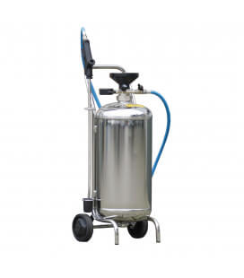 Pulverisateur mousse 24 litres Inox