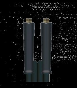 Flexible haute pression DN6 fixation 1/4F