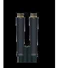 Flexible haute pression DN8 fixation 3/8F - 3/8F