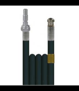 Débouche canalisation: flexible 20m + buse haute pression Kranzle 1050