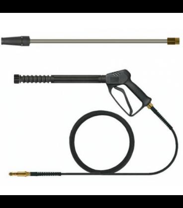 Pack karcher quick-coupling basic : lance + poignee + flexible