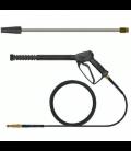 Pack Karcher quick-coupling basic : lance poignee et flexible