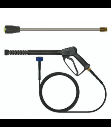 Pack kew turbo : lance turbo + poignee + flexible