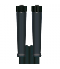 Flexible haute pression DN8 fixation M22F - M22F