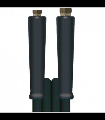 Flexible haute pression fixation 3/8f - 1/4f