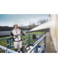 Nettoyeur haute pression eau froide karcher hd 6/13 c+