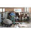 Nettoyeur haute pression eau chaude karcher hds 12/18-4 sx