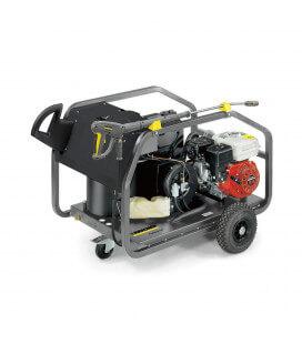 Nettoyeur haute pression eau chaude karcher hds 801b- honda