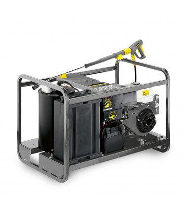 Nettoyeur haute pression eau chaude karcher hds 1000 be- honda