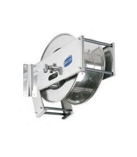 Enrouleur automatique 30 m inox pour flexible d1/2