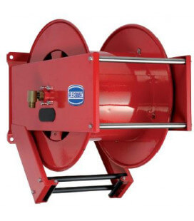 Enrouleur tuyau haute pression 25 m ACIER
