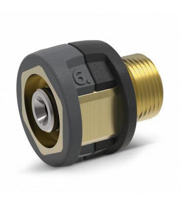Adaptateur 6 easy-lock - m22m