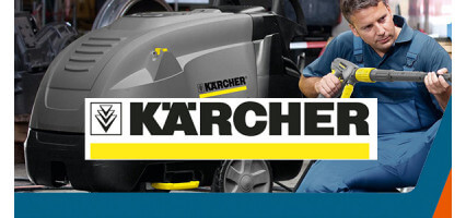 Karcher triphasé