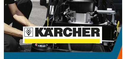 SAV Karcher : pièces détachées