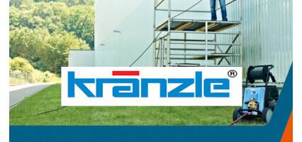 Nettoyeur haute pression de la gamme Kranzle