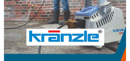 Nettoyeur haute pression monophasé Kranzle