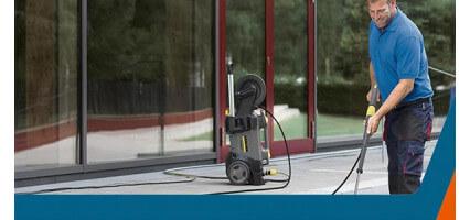 Les packs nettoyeur haute pression HP Concept