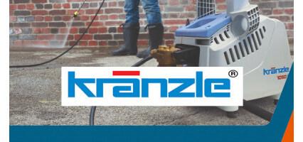 Nettoyeur haute pression compact Kranzle