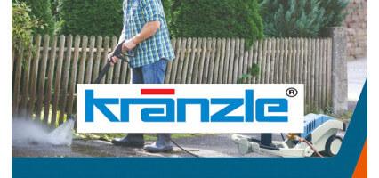 Nettoyeur haute pression eau froide Kranzle
