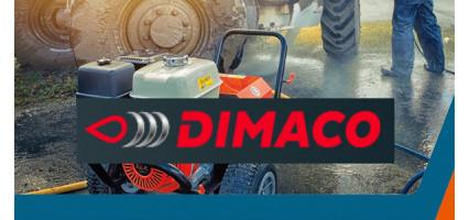Nettoyeur haute pression Dimaco