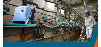 Nettoyeur haute pression électrique triphasé