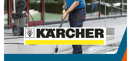 Nettoyeur monophasé medium Karcher