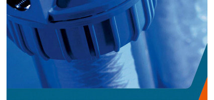 Filtre nettoyeur haute pression
