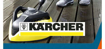 T-Racer : Laveuse de sol Karcher