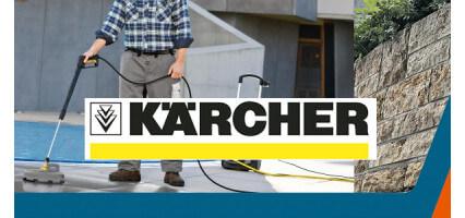 Laveuse de sol professionnel Karcher
