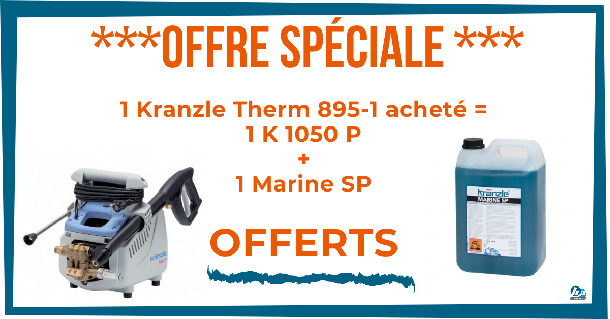 Promo Kranzle Therm 895-1